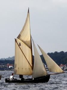 Jollen AUGUST af Espergærde (2013)